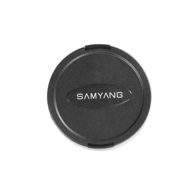 Samyang Front Lens Cap for 7.5mm f/3.5 & T3.8, 8mm f/2.8 & T3.1 (Rokinon, Bower)