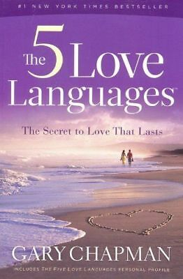 PDF E- Book The 5 Love Languages The Secret to Love That Lasts Gary Chapman
