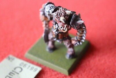 Games Workshop Citadel C34 Minotaur Lords Lord Ox Roar Chaos Champion Slaughter