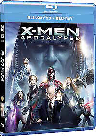 X-Men - Apocalisse (3D) (Blu-Ray 3D+Blu-Ray)