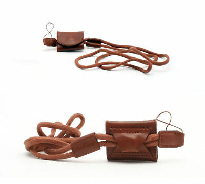 Leica Camera Brown Carrying Strap with Accessory Case for LEICA C-LUX 2 18683