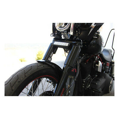 copri cover bassi FORCELLA harley davidson dyna street fat bob LOWER FORK TUBE