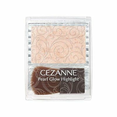Made in JAPAN CEZANNE Pearl Glow Highlight - 01  Champagne Beige