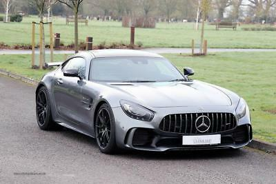 2017 Mercedes-Benz AMG GT AMG GT R Premium Coupe 4.0 V8 BiTurbo DCT  Petrol grey