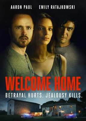 Welcome Home (DVD) REGION 1 DVD (USA) IN STOCK READY TO POST BRAND NEW & SEALED