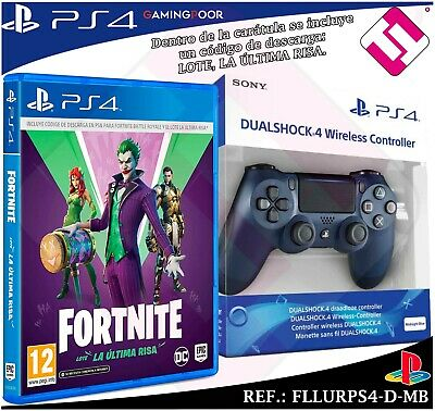 Mando Ps4 Dualshock Negro 100% Original Playstation 4 Sony Inalambrico Sin Caja