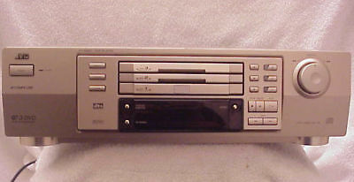 JVC XV-M567GD === 3-Disc Tray DVD/CD/VCD Player w/Digital Output and Remote *
