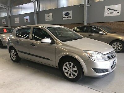 2007 Holden Astra Cd Hatch-Manual-145Ks-Great Value-Now $3,000 Reg & Rwc