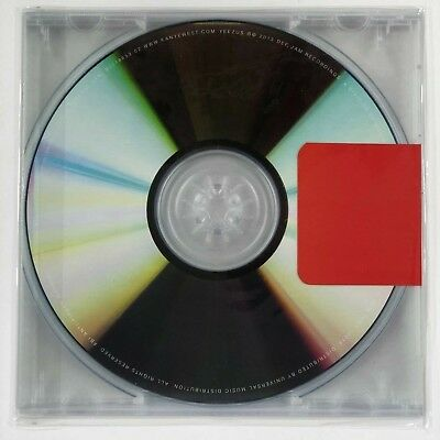 Kanye West - Yeezus [1LP] Limited Edition Smokey Color Wax Vinyl Record