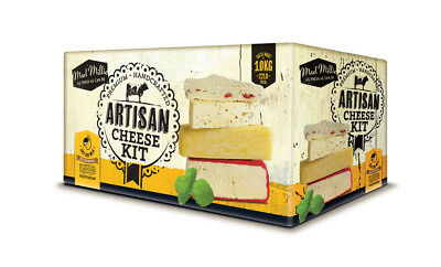 Mad Millie Artisan Cheese Making Kit