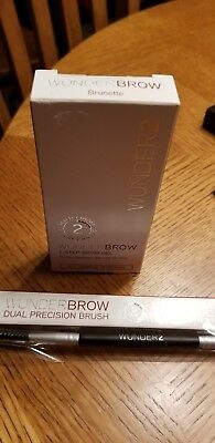 WunderBrow - The Perfect Eyebrows Brunette & Dual Ended Precision Brush Wunder2