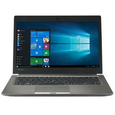 "Toshiba Portege Z30 13.3"" Intel Core i5 256GB 8GB Win 10 Pro Laptop Ultrabook"
