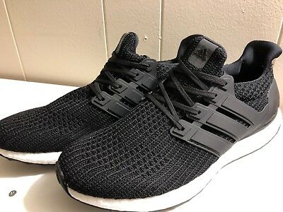uk availability 49fea 046d9 ADIDAS MEN'S ADIDAS Ultra Boost 4.0 - BLACK BB6166-New without Box-Size 11