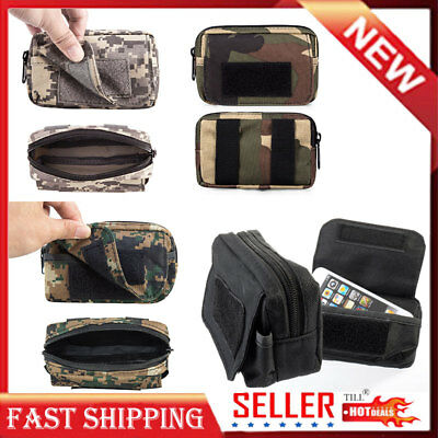 Camping Military Army Bag Pouch Outdoor Tactical Bag Waist Fanny Pack Hot Sale