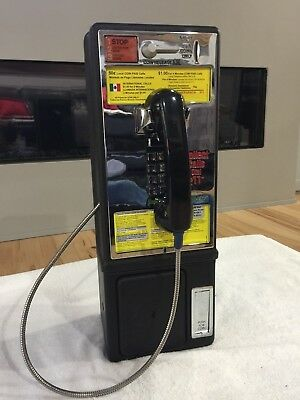 Protel 7000 Smart Payphone with 178A Mounting Backbord and Locks & Keys