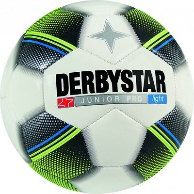 Bälle Derbystar Fußball Bundesliga Brillant APS Replica S-Light 290g Jugendball Ball