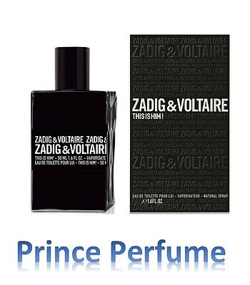 ZADIG & VOLTAIRE THIS IS HIM EDT VAPO NATURAL SPRAY - 100 ml