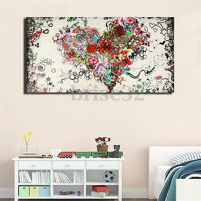 Modern Abstract Large Painted Art Oil Painting Wall Decor on Canvas Unframed