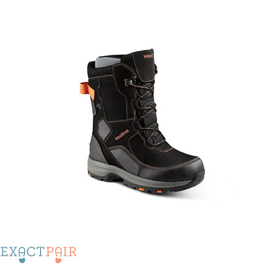 738ec98d45c WINDRIVER MENS SNOW Winter Thermalectric Rechargeable Heated Boots ...
