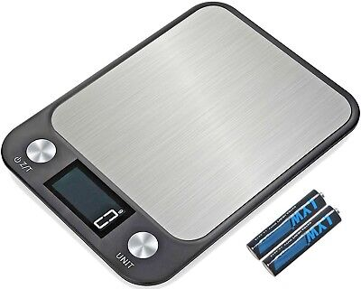 10kg Stainless Steel Digital LCD Electronic Kitchen Cooking Food Weighing Scale