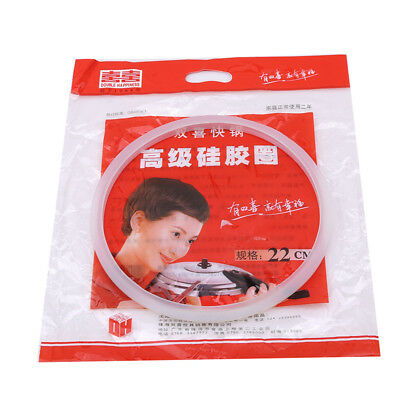 Transparent Replacement Silicone Gaskets Pressure Cooker Sealing Ring KL