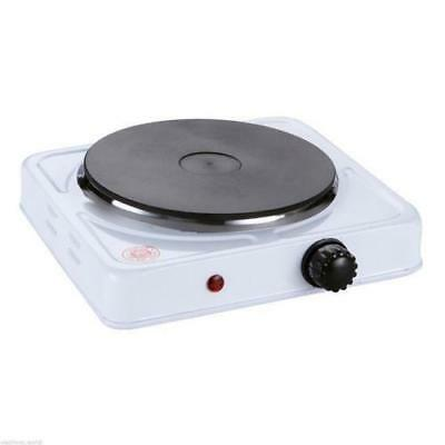 Portable Single Electric Hot Plate Hob Kitchen Cooker Table Top Hotplate Mobile