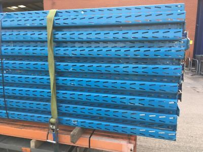 SYMO HEAVY DUTY WAREHOUSE PALLET RACKING FRAMES & BEAMS (Chelmsford Branch)
