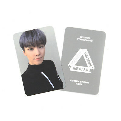 [SEVENTEEN]You Made My Dawn Official Photocard/Dawn Ver./A-DINO