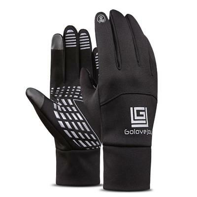 Unisex Touch Screen Gloves Thermal Warm Outdoor Running Skiing Cycling Gloves