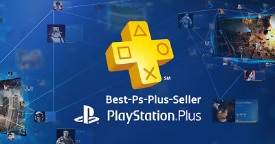 PS Plus 42 Days PlayStation Plus PS4 PS3 Vita 2 14-Day Membership No Code