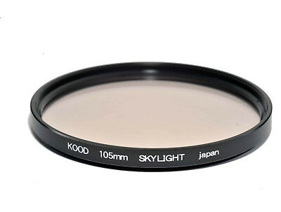High Quality Kood 105mm SKYLIGHT Filter Made in Japan Unboxed Protection Filter