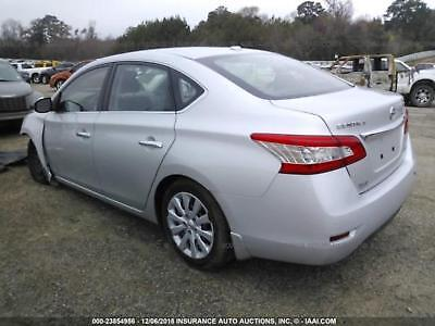 2013 Nissan Sentra Driver Roof Airbag Only Lh Side Roof Airbag Oem