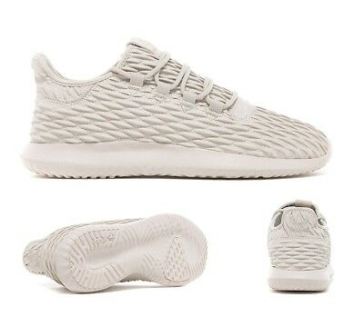 best service 01e1b 7761b Mens Adidas Tubular Shadow Clear Brown Quilted Trainers (SF32) RRP £79.99