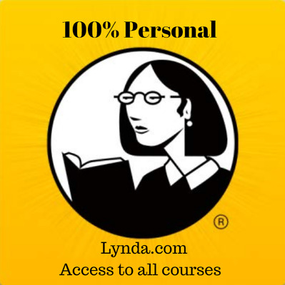 Lynda Premium Account Lifetime Warranty 100% Private & Personal Fast Delivery