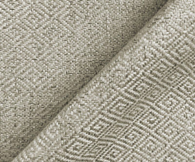 Soft Durable Quality Texture Chenille Upholstery Curtains Cushions Beige Fabrics