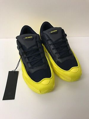 cheap for discount d45f4 2d343 Adidas RS Ozweego Yellow Navy UK 11 Art F34267