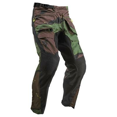 Thor Cross Hose Terrain Green Camo
