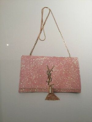 Glitter Handbag picture A4 print only NO FRAME with glitter and Glitter Glaze