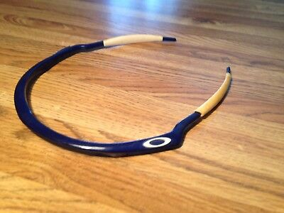 faa991092d7 OAKLEY PRO M Frame Navy Blue White Icons Frame Only NEW RARE ...