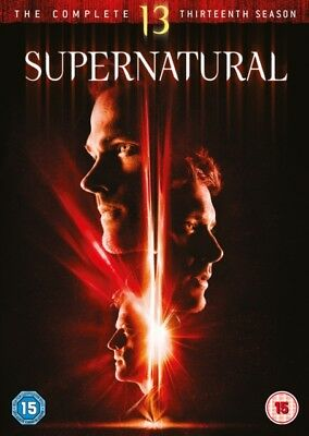 NEW Supernatural Season 13 DVD