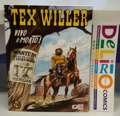 TEX WILLER n.2 LA BANDA DI RED BILL Ed. BONELLI - SCONTO 15%