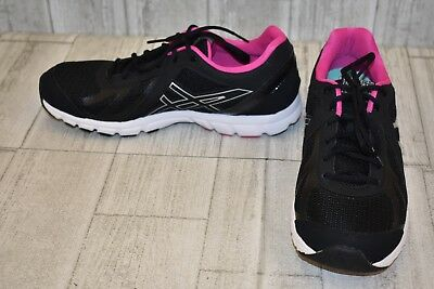 newest 294e3 a7b0f ASICS GEL-Frequency 3 Running Shoes, Womens Size 9.5, BlackPink