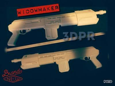 Judge Dredd Widow maker Kit plus two additional mags, Cosplay, prop