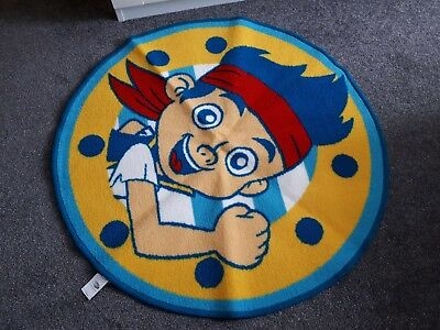Kids Carpet Jake And The Neverland Pirates Bedroom Rug Mat