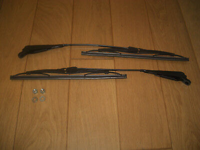 Porsche 911 964 Front Window Wiper Arms