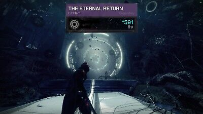 Destiny 2 shattered throne SOLO PC (eternal return)