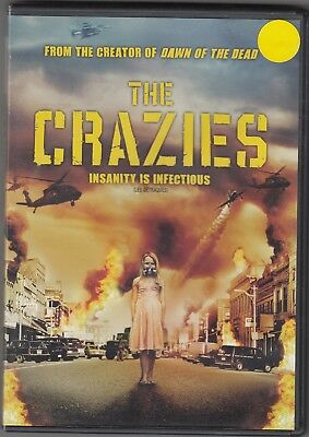 """""""The Crazies"""" - lightly Used DVD"""