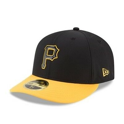 Pittsburgh Pirates Batting Practice Low Profile New Era 59FIFTY Cap - New w/Tags