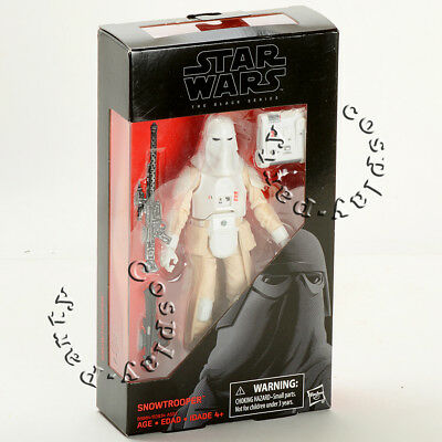 Disney Star Wars The Black Series 6-Inch Action Figure - #35 Snowtrooper