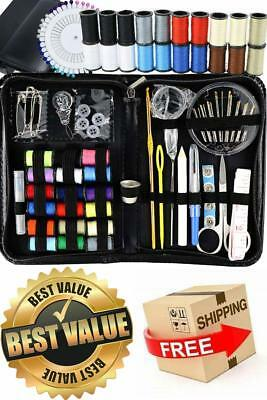 Sewing Kit Travel Mini Small Emergency Accessories Set Portable Basic Hand Home